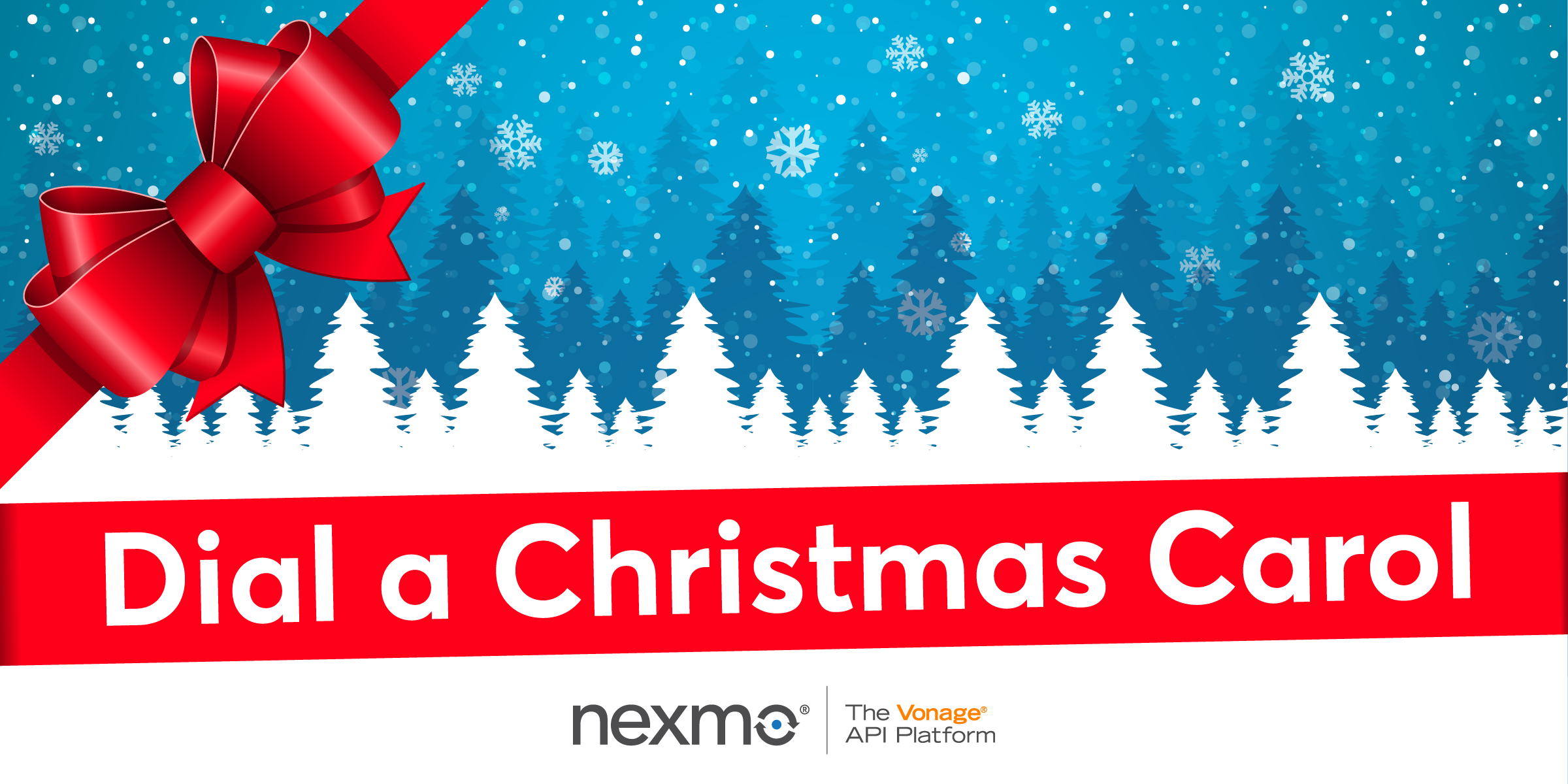 Dial a Christmas Carol with Nexmo and Python