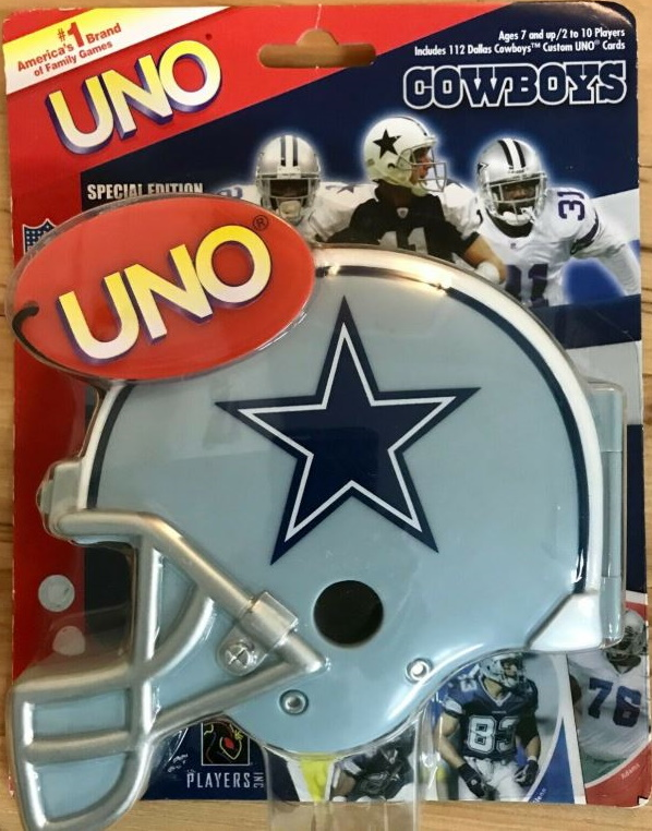 Dallas Cowboys Uno