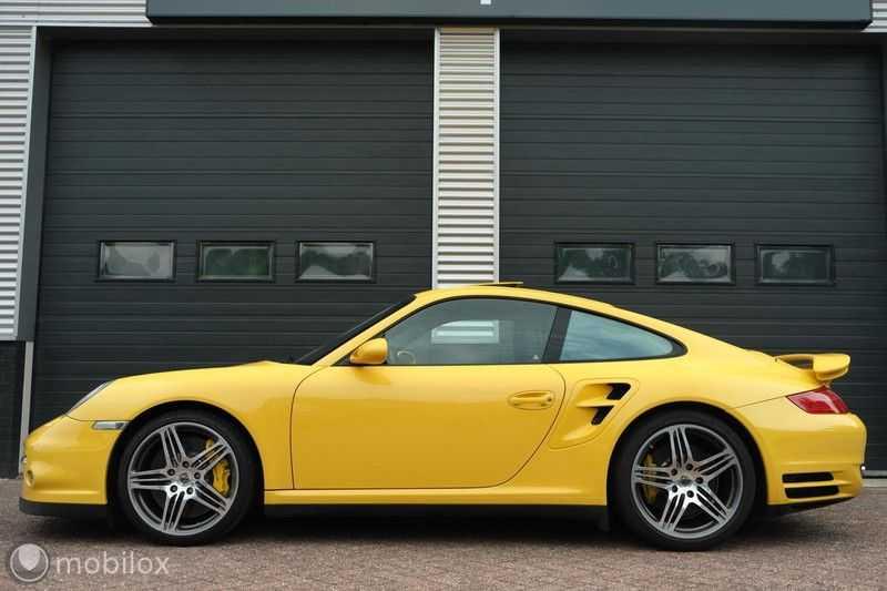 Porsche 911 3.6 Turbo afbeelding 5