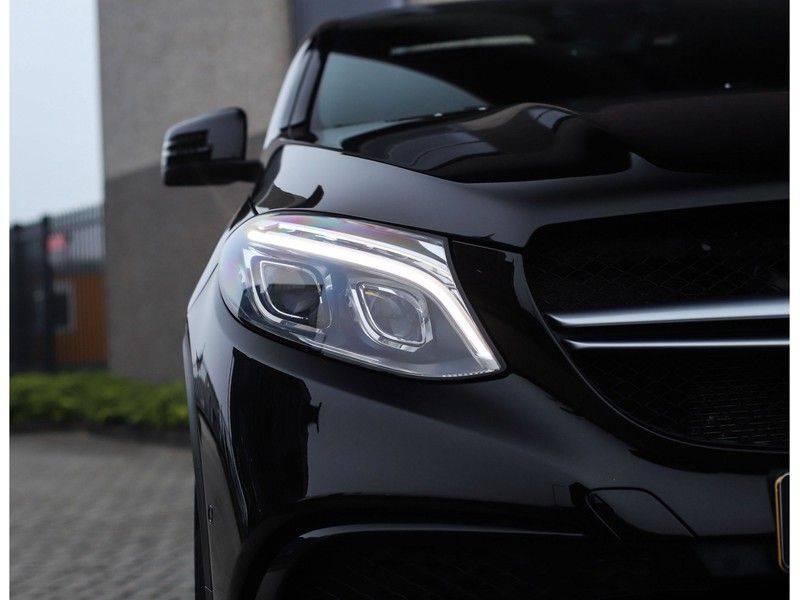 Mercedes-Benz GLE Coupé 43 AMG 4-Matic B&O*TV*Leder*Standkachel*Airmatic*VOL!* afbeelding 6