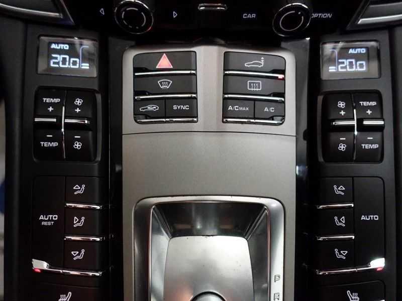 Porsche Panamera 3.0D Black Edition 300pk Autom- Schuifdak, Leer, Camera, Navi, Xenon, Memory, LMV afbeelding 11