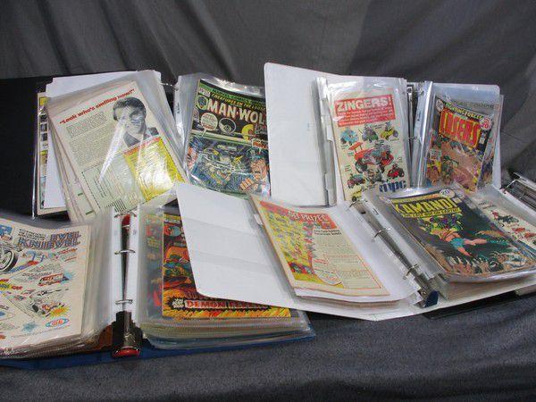 comic-binders