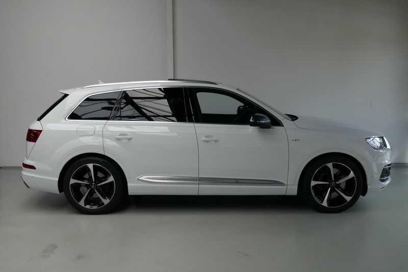 Audi SQ7 4.0 TDI Q7 quattro Pro Line + 7p afbeelding 2