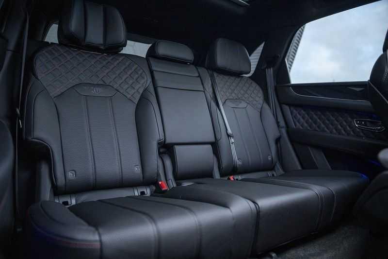 Bentley Bentayga V8 FIRST EDITION MY 2021 + Naim Audio + Onyx Pearl Black + Apple CarPlay (draadloos) afbeelding 25