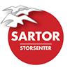 Sartor Storsenter Logo