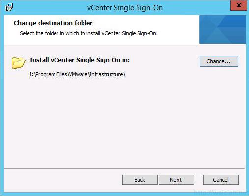 vCenter 5.5 on Windows Server 2012 R2 with SQL Server 2014 – Part 3 - 10