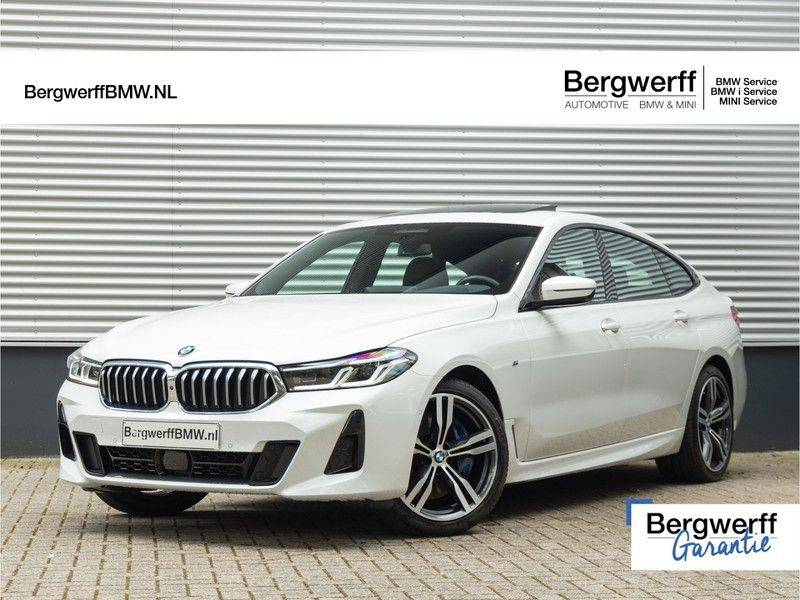 BMW 6 Serie Gran Turismo 630i High Executive - M-Sport - Luchtvering - Facelift - Panorama afbeelding 1