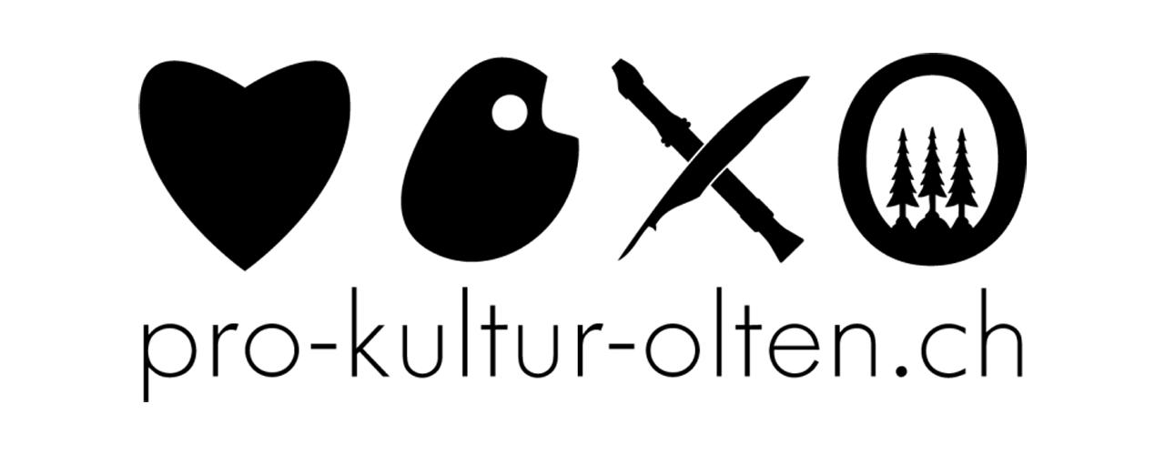 Logo Design Pro Kultur Olten