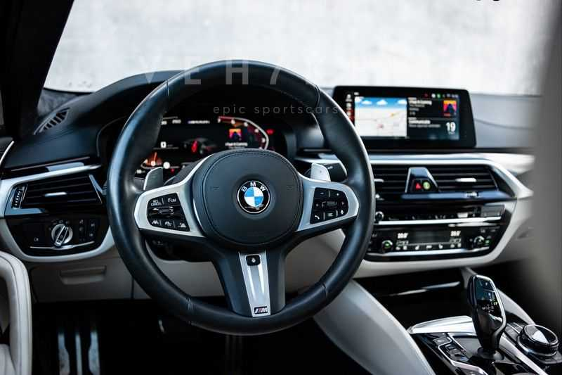 BMW 5 Serie M550i xDrive High Executive // BTW-auto // First owner afbeelding 25