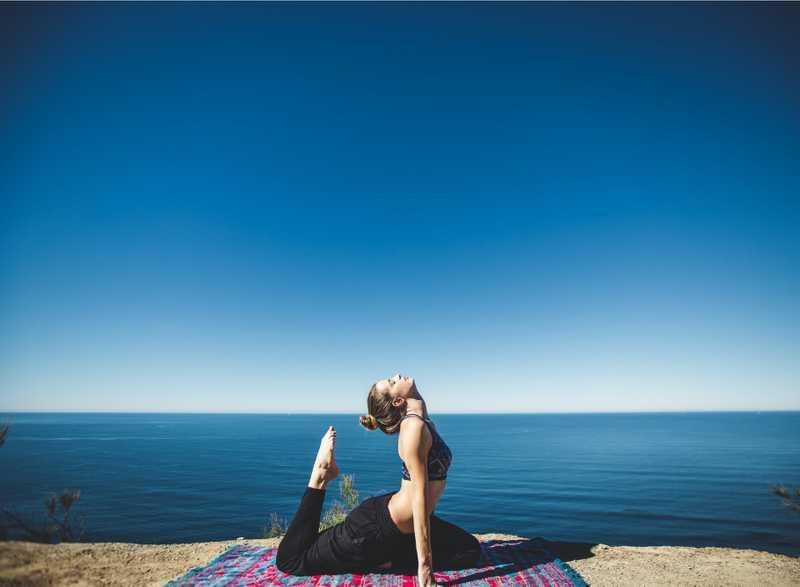 Cannabis & Yoga: A Match Made in Heaven