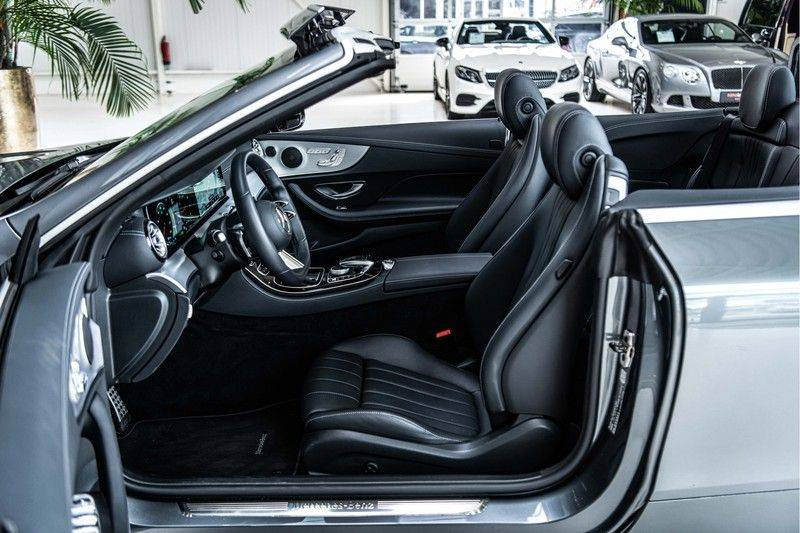 Mercedes-Benz E-Klasse Cabrio 300 AMG | Nieuw Model! | Head-up Display | Memory | Drivers Package | afbeelding 15