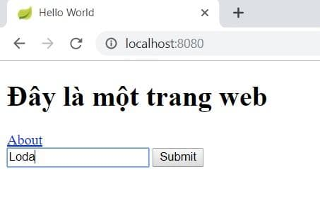spring-boot-web