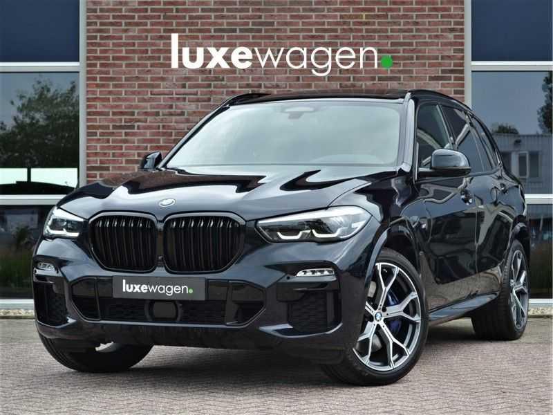 BMW X5 xDrive30d 265pk M-Sport Pano Luchtv Trekh DA+ PA+ Standk afbeelding 1