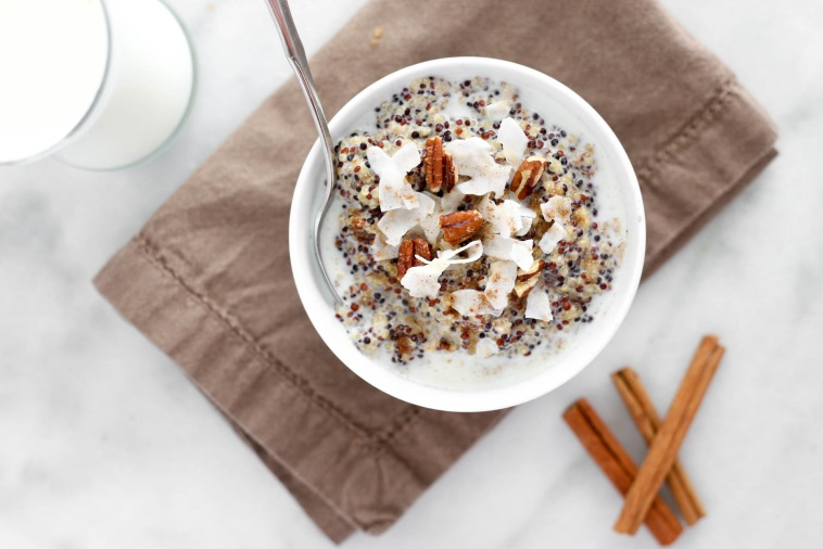 Chai Quinoa Breakfast Bowl (FINAL)