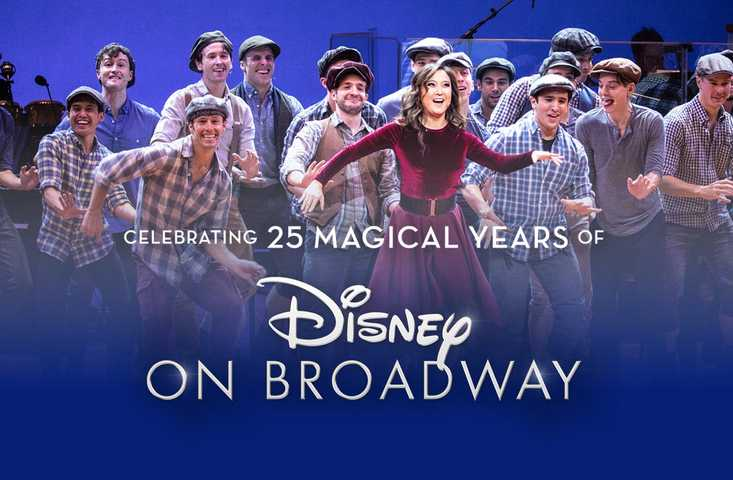 Celebrating 25 Magical Years of Disney on Broadway