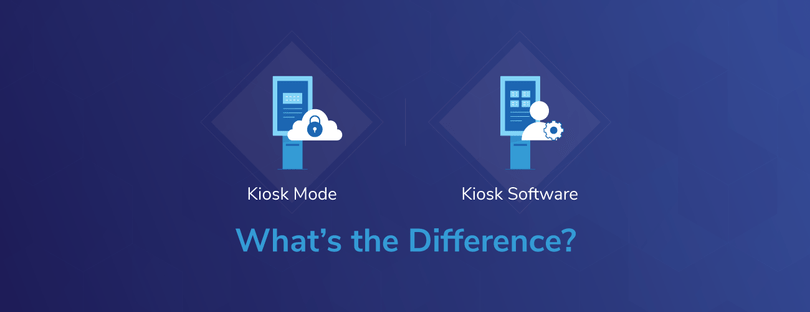 Android Kiosk Mode vs. Kiosk Software