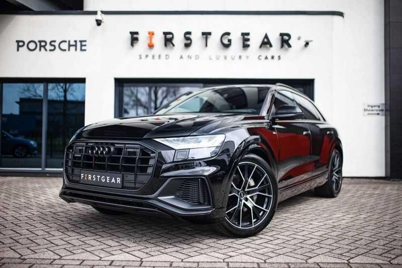 Audi Q8 55 TFSI Quattro *B&O / Pano / S Sportstoelen Plus / ACC / Matrix-LED*