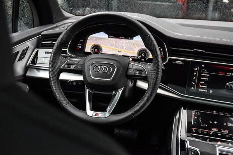 Audi Q7 60 TFSI E COMPETITION S-LINE+PANO.DAK NP.141K afbeelding 13