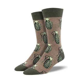 Socksmith Grenade Men's Socks