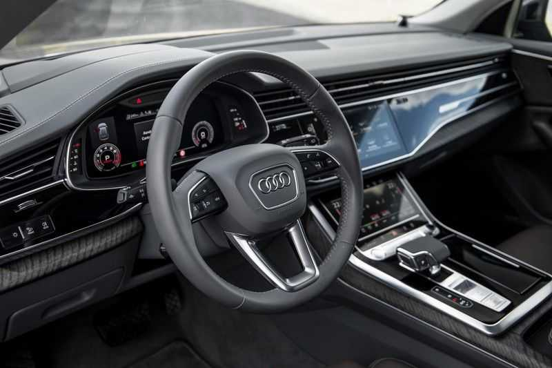 Audi Q8 55 TFSI quattro 340PK | Pano.dak | S-Line | 360 Camera | Adapt.cruise | Head-Up | B&O Advanced Sound | Massage/ventilatie/verwarmde Stoelen | Matrix LED | Full option | afbeelding 24