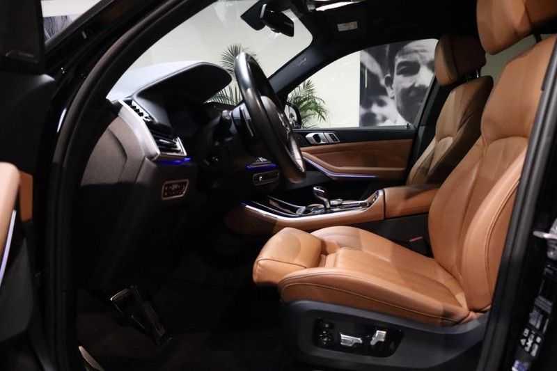 BMW X5 xDrive30d High Ex M-Sport NL|1Eig|22''|Shadow|HuD afbeelding 19