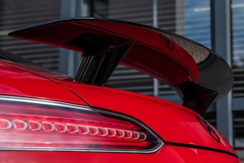 Mercedes-Benz AMG GT 4.0 S, 510 PK, Sportuitlaat, AMG Dynamic Plus, Keramiek, Schaalstoelen, DAB, Carbon, Pano/Dak, UNIEK!! afbeelding 22