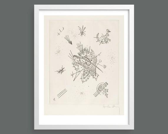 Small Worlds X (Kleine Welten X) by Vasily Kandinsky