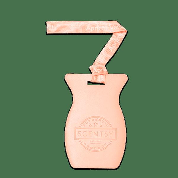 Apricot Vanilla Scentsy Car Bar