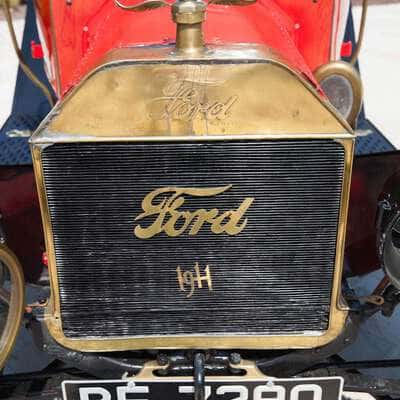 Ford Model T Convertible 1911 6