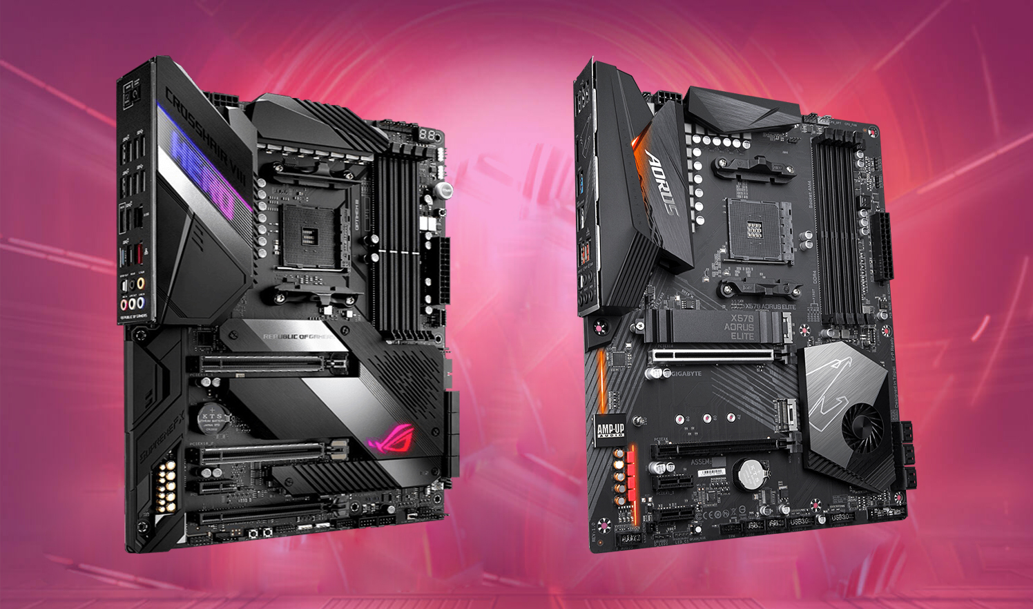 Best Motherboards for Ryzen 7 5800X and RTX 3070