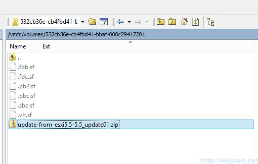 Upgrade ESXi 5.1 to 5.5 - Part 3 esxcli 4