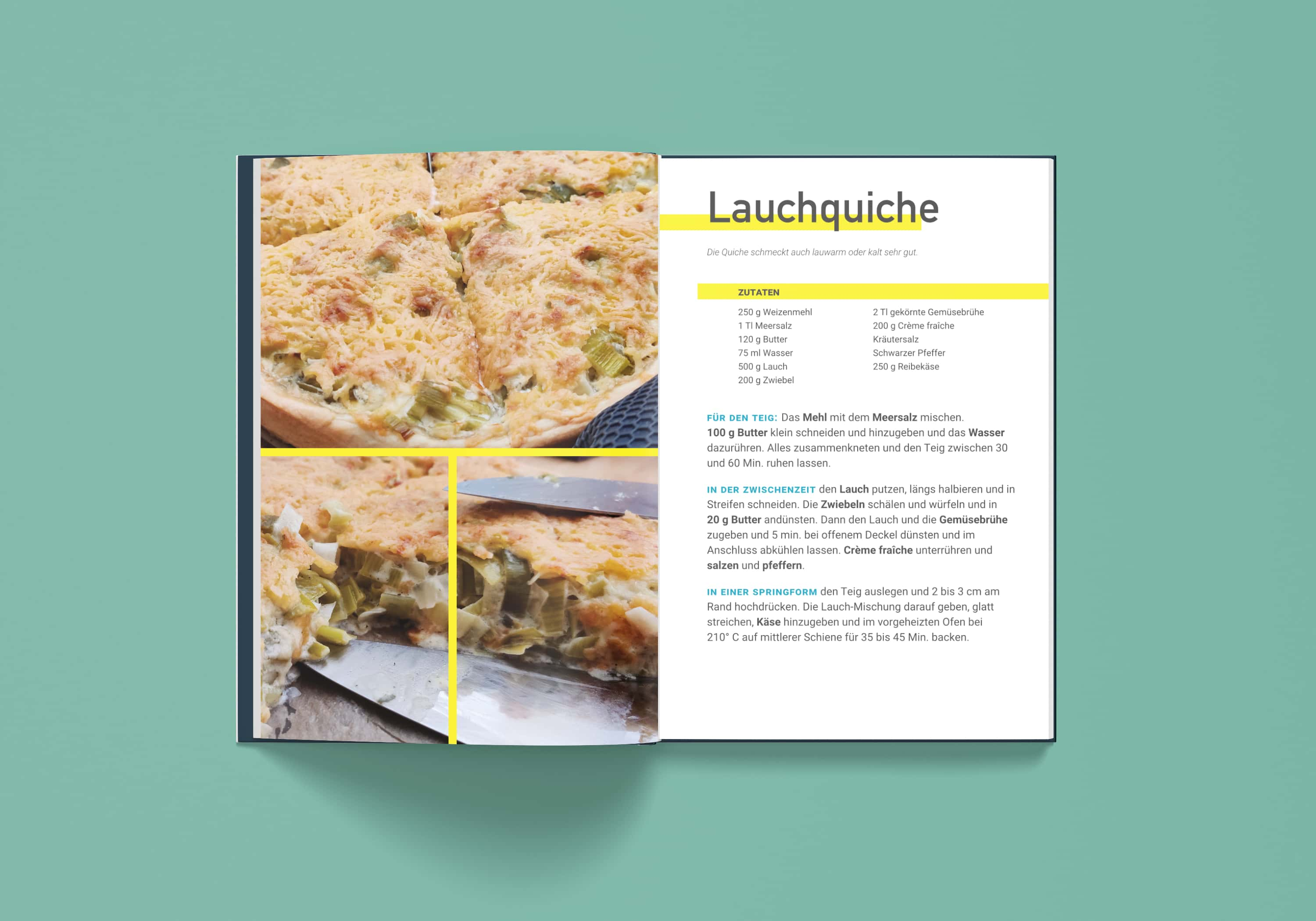 Example page for cookbook layout.