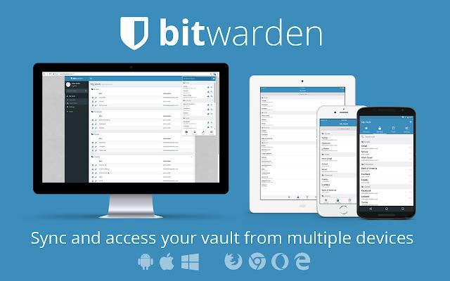 BitWarden Screenshot