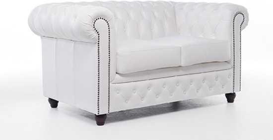 The Original Chesterfield Brighton 2zitsbank Zetel Salon Modern Zwart 9200000035366449_4 100 cm