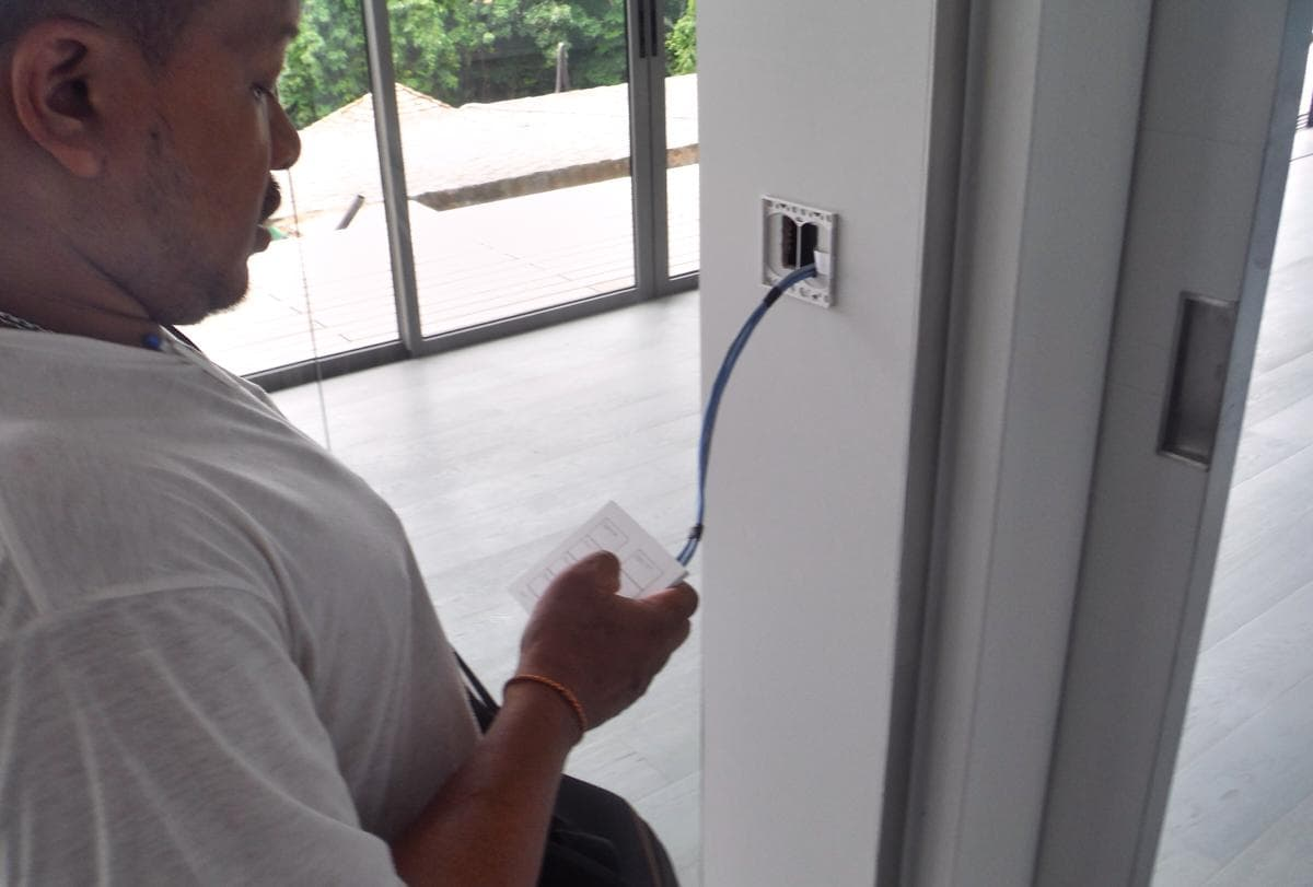 Home Automation Wiring Installation