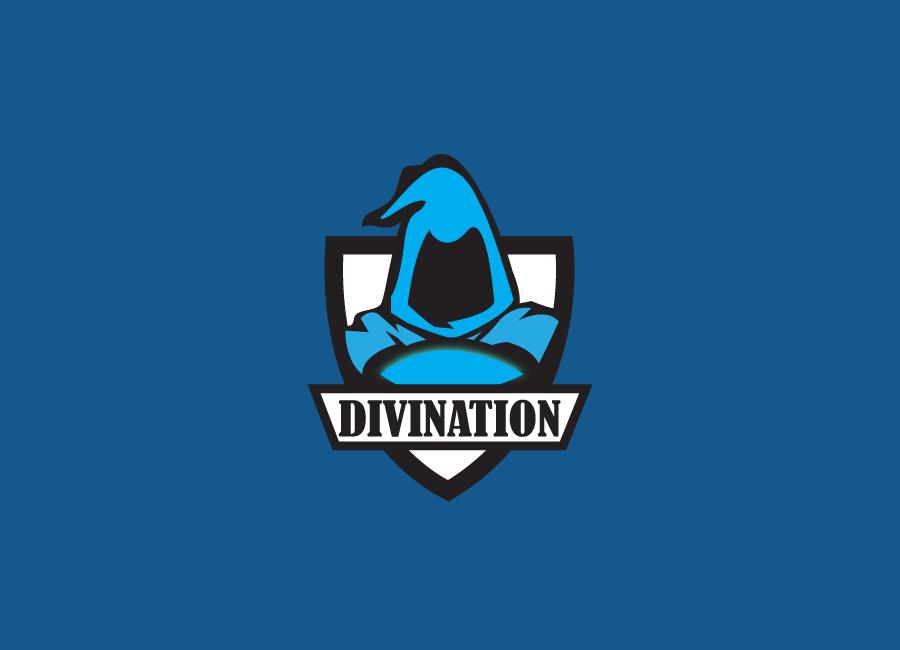 Divination team logo