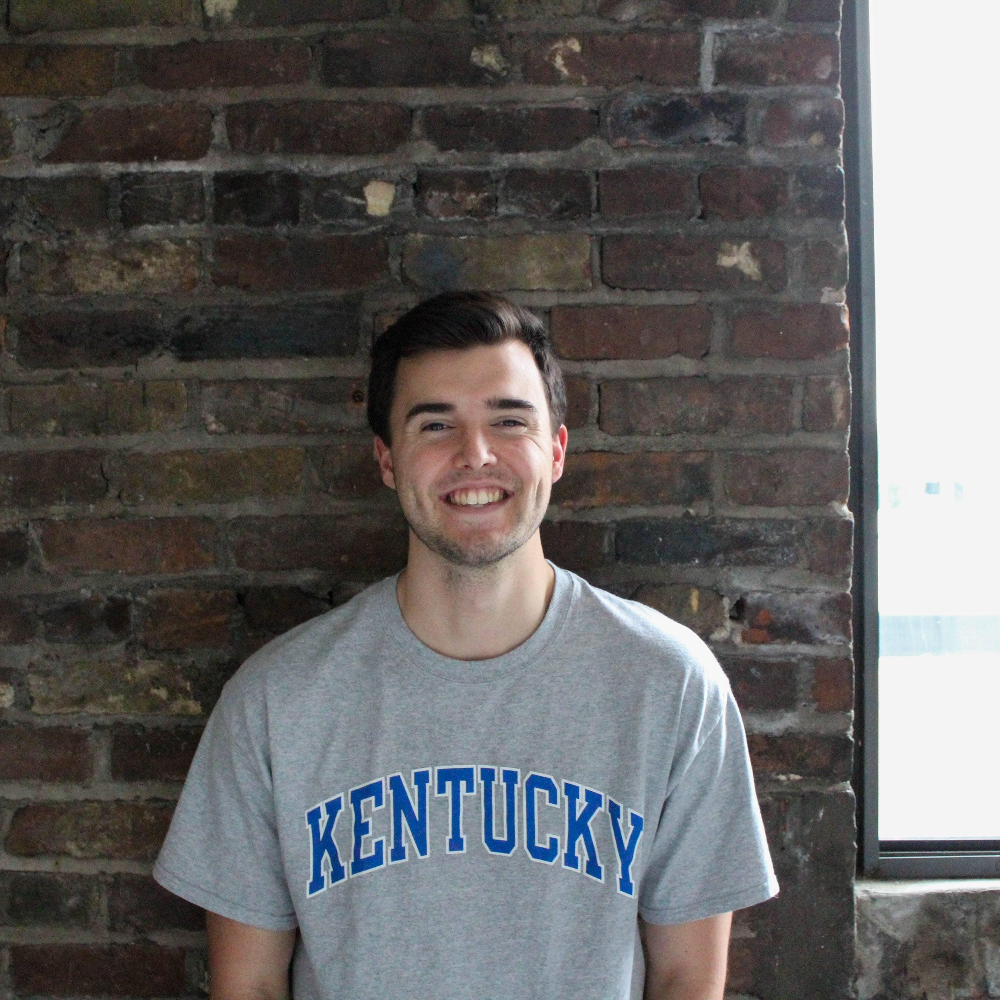 Awesome Inc team member, Jake Spencer