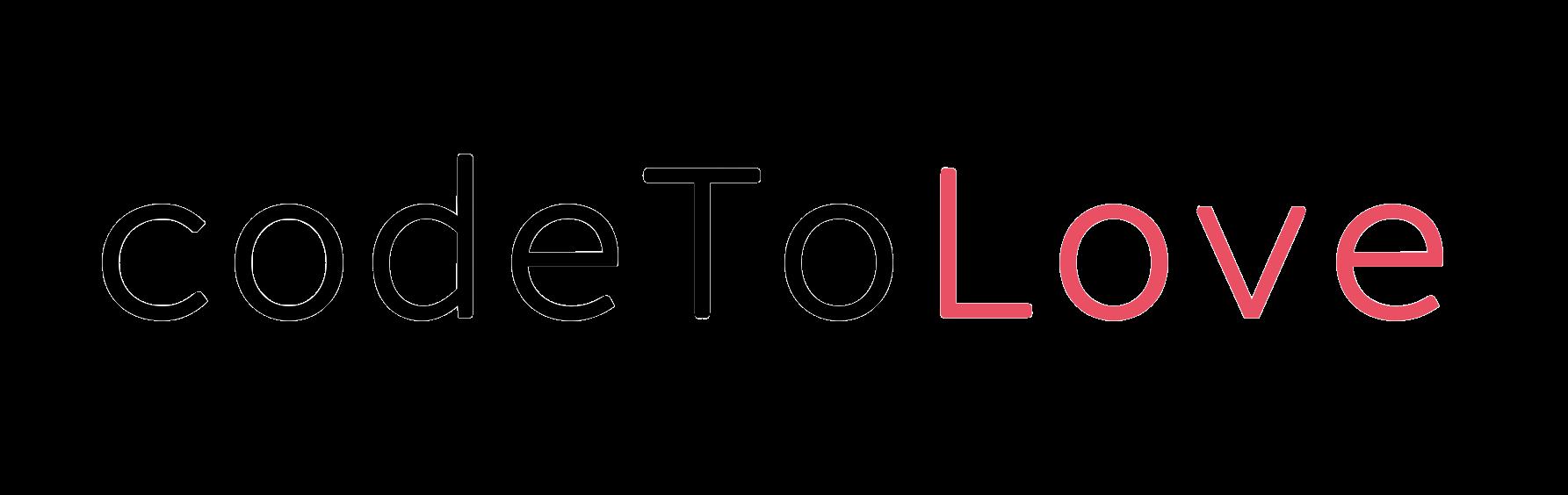 codeToLove Logo