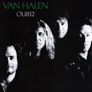 Van Halen OU812 Album Cover