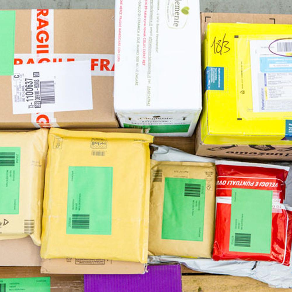 servizio fulfillment & ecommerce galleria immagine