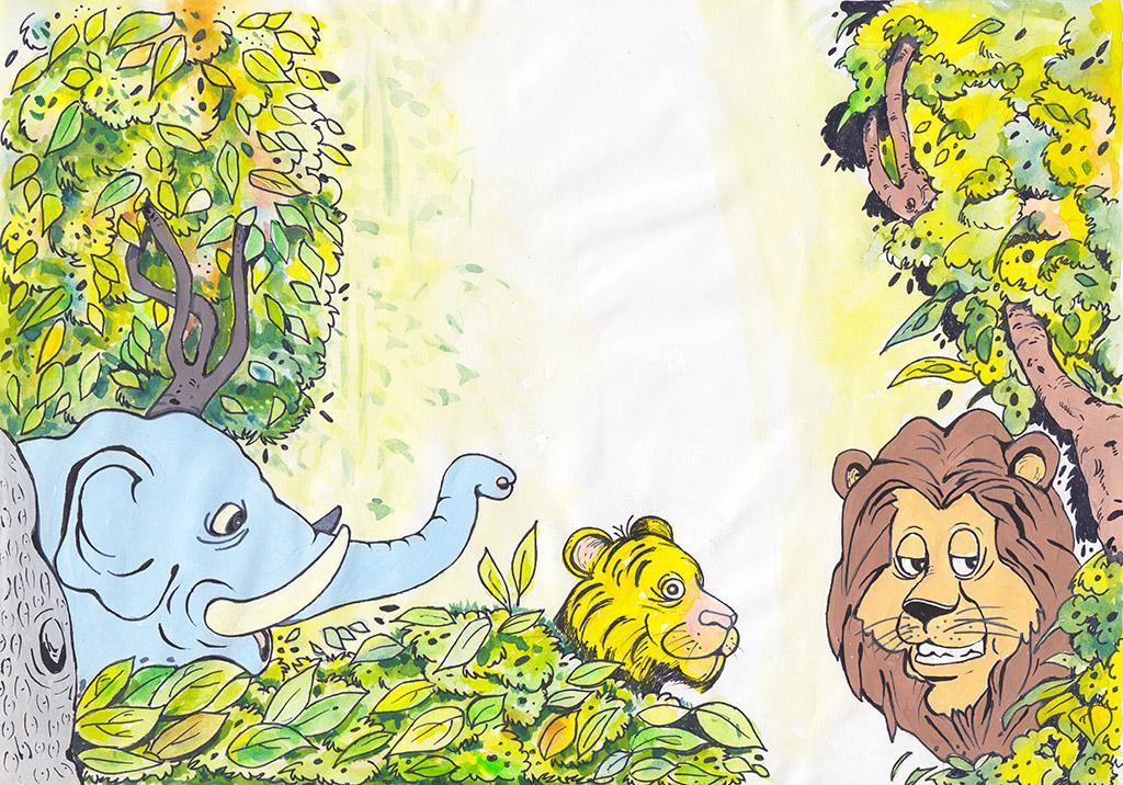 The Jungle Contest