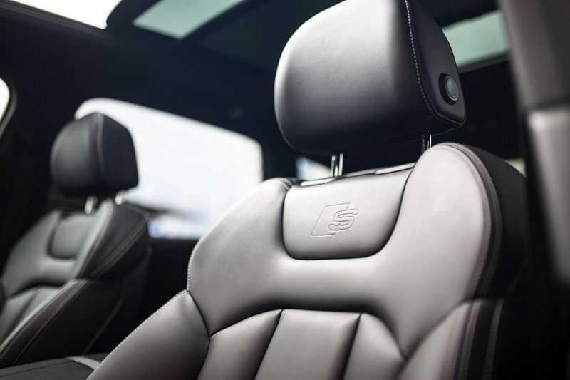 Audi Q7 3.0 TDI E-Tron Quattro Sport *Matrix-LED / BOSE / ACC / Pano / Prijs Ex BTW* afbeelding 14