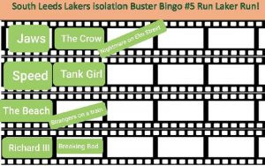 Lakers Bingo