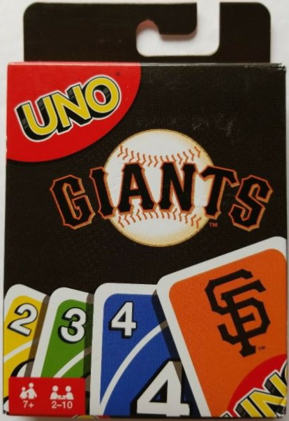 San Francisco Giants Uno