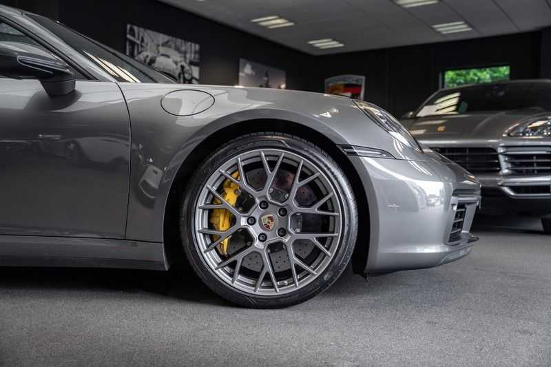 Porsche 911 992 4S PCCB Matrix Pano Keramisch ACC 3.0 Carrera 4 S afbeelding 14