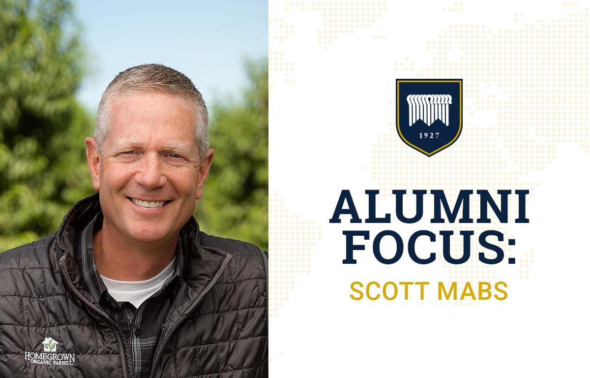 Alumni Focus: Scott Mabs image
