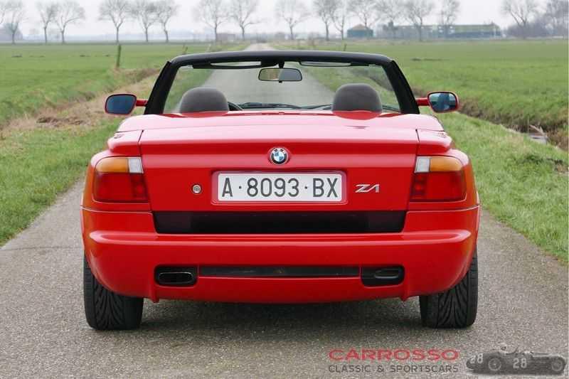 BMW Z1 47.401 km afbeelding 5