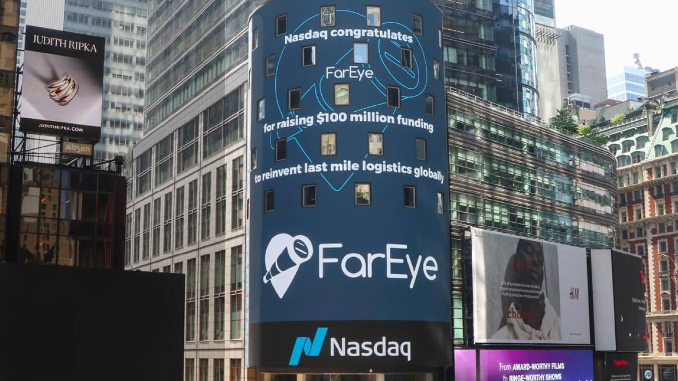 Tech & Product DD | Growth | Code & Co. advises TCV on FarEye