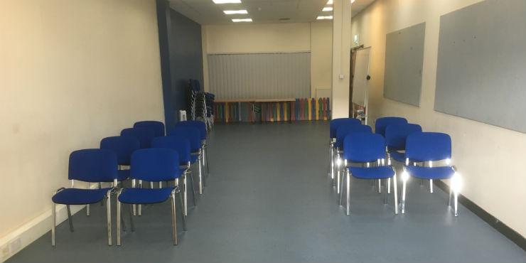 The Britten room