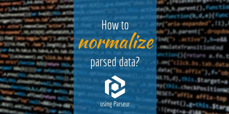 Normalize data cover picture